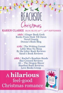 The Beachside Christmas - Blog Blitz