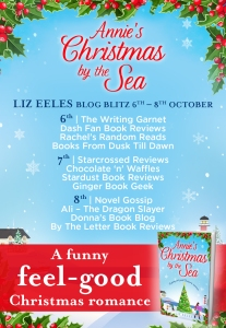 Annie's Christmas by the Sea - Blog Blitz