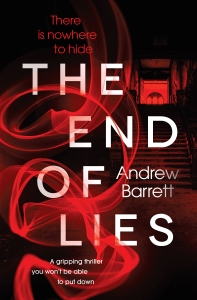 Andrew Barrett - The End of Lies_cover_high res