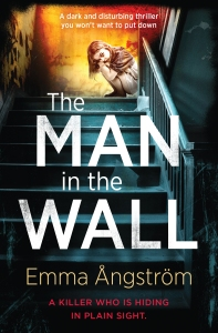 Emma Ångström - The Man in the Wall_cover