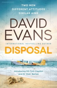 David Evans - Disposal_cover_cover_createspace