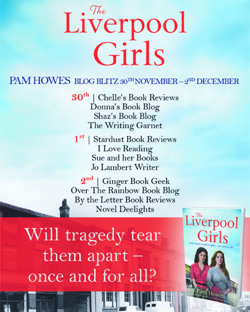 The Liverpool Girls - Blog Tour