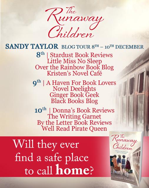 The Runaway Children - Blog Tour