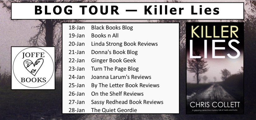 BLOG TOUR BANNER - Killer Lies
