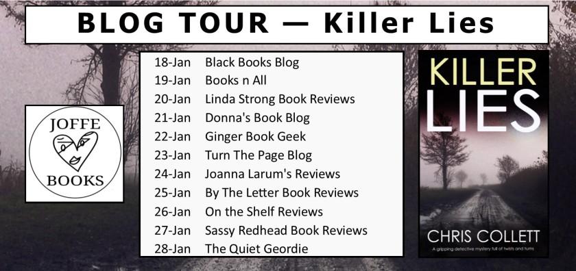 BLOG TOUR BANNER - Killer Lies