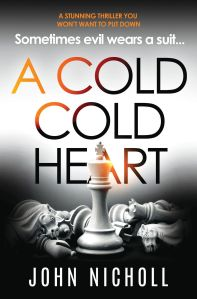 John Nicholl - A Cold Cold Heart_cover_high res_preview