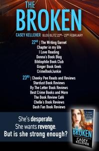 The Broken Blog Tour