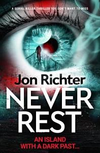 Jon Richter - Never Rest_cover_high res