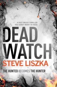 Steve Liszka - Dead Watch_cover_high res