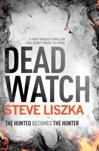 Steve Liszka - Dead Watch_cover_high res
