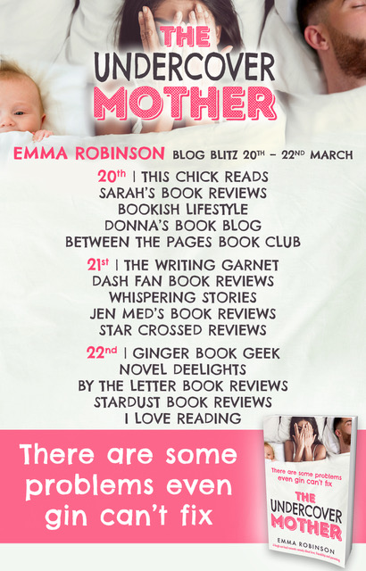 The Undercover Mother - Blog Tour