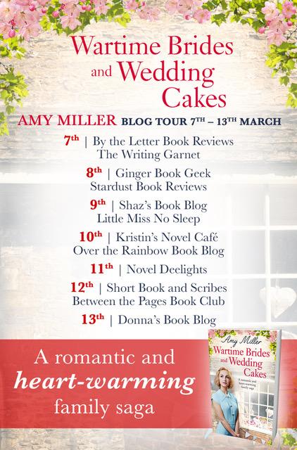 Wartime Bride and Wedding Cakes - Blog Tour.jpeg