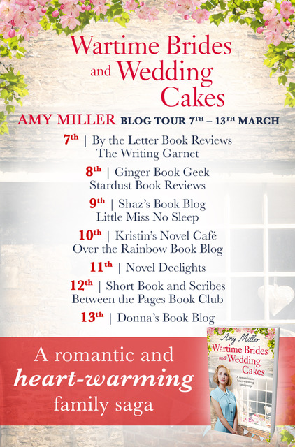 Wartime Bride and Wedding Cakes - Blog Tour.jpeg