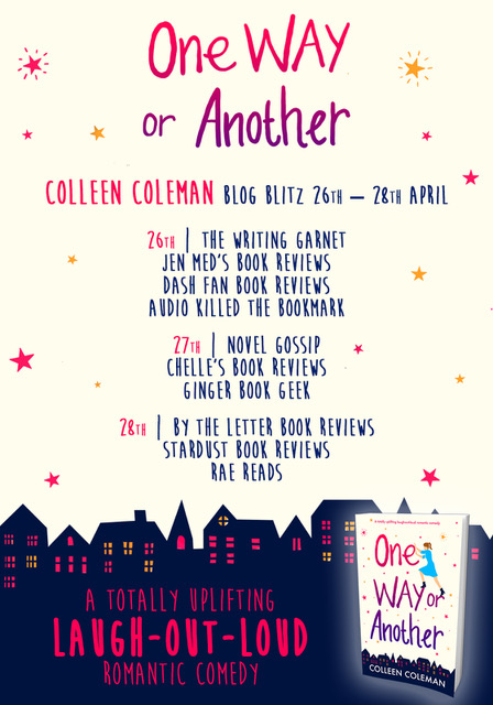 One Way or Another - Blog Tour.jpeg