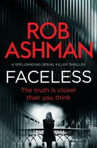 Rob Ashman - Faceless_cover_high res