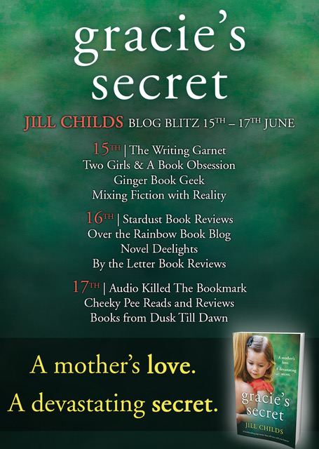 Gracie's Secret - Blog Tour