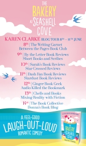 The Bakery at Seashell Cove - Blog Tour