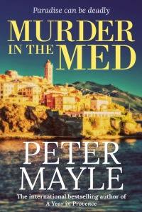Murder in the Med cover