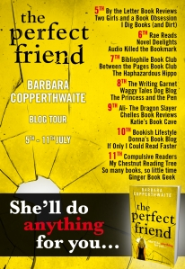 The Perfect Friend - Blog Tour