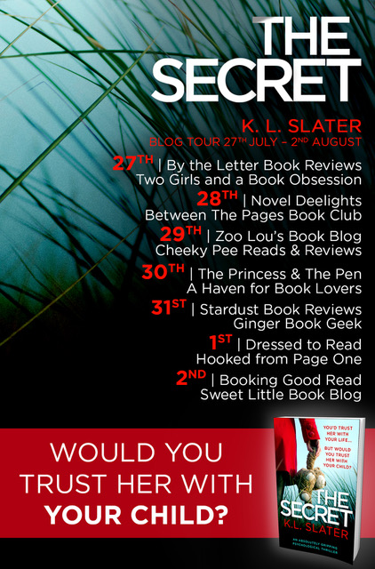 The Secret - Blog Tour