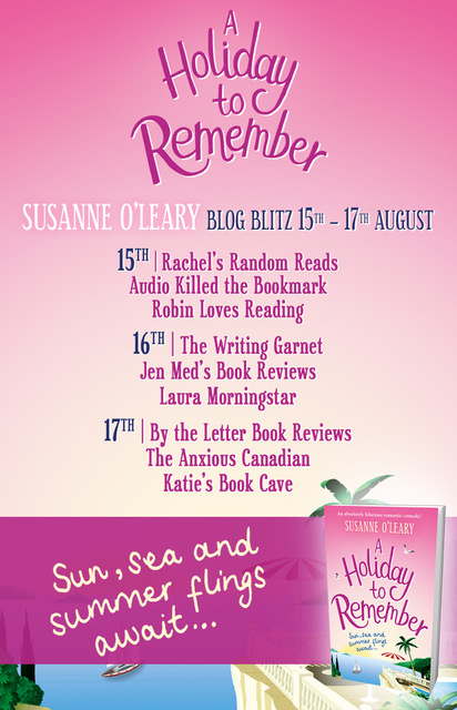A Holiday to Remember - Blog Tour.jpeg