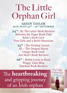 The Little Orphan Girl - Blog Tour