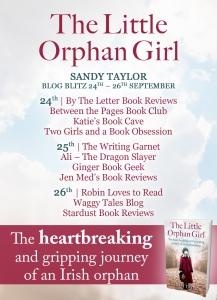 The Little Orphan Girl - Blog Tour