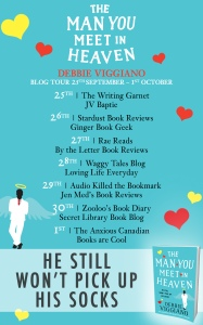 The Man You Meet in Heaven - Blog Tour