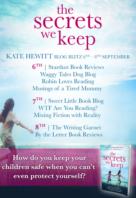 The Secrets We Keep - Blog Blitz
