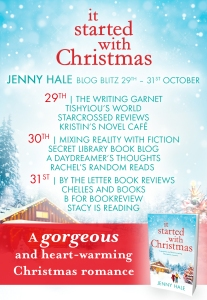 It Started with Christmas - Blog Blitz