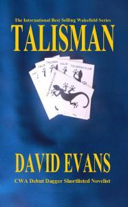 Talisman David Evans Book Cover