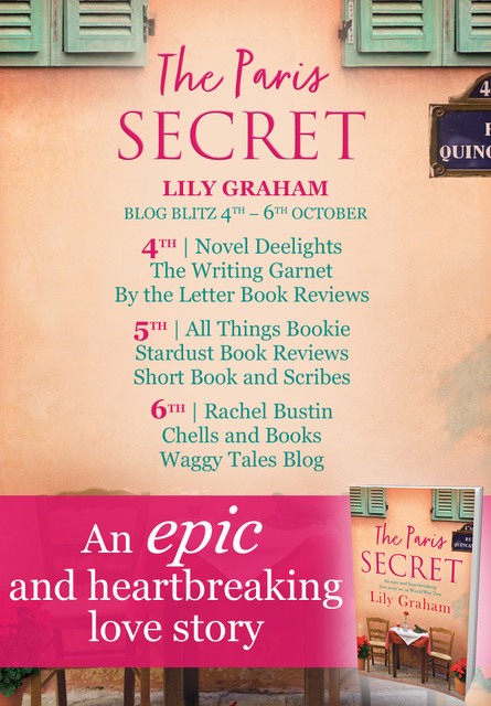 The Paris Secret - Blog Tour
