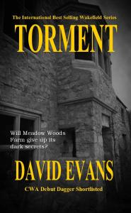 Torment David Evans Book Cover