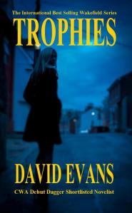 Trophies David Evans Book Cover